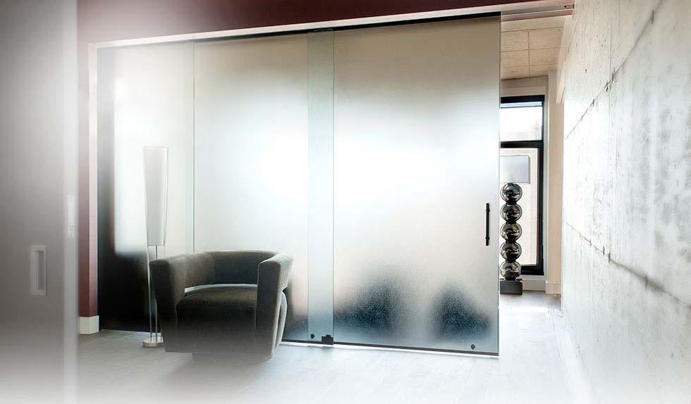 Матированное (матовое) стекло