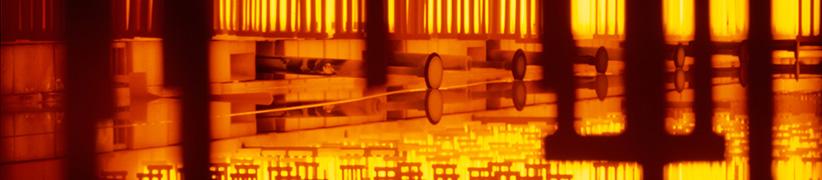 Производство стекла (флоат-печь)