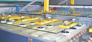 Процесс изготовления стекла триплекс